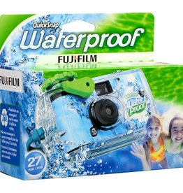 Fujifilm Fujifilm Quicksnap Waterproof 800 Disposable 35mm Single Use Film Camera