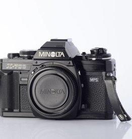 Minolta Minolta X-700 SN: 2313108