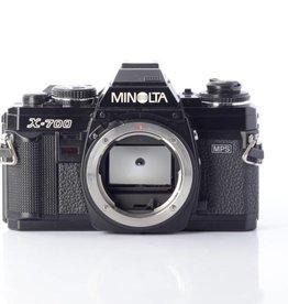Minolta MInolta X-700 SN: 1400667