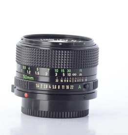 Canon Canon 50mm f/1.4 SN: 4306017
