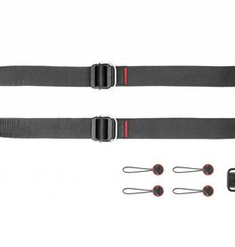 Peak Design Peak Design Slide Lite | compact Camera Strap BLACK