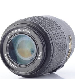 Nikon Nikon 55-200mm f4-5.6G Non VR SN: 2803964