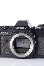 Minolta Minolta X370s SN: 983991