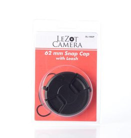 DLC 62mm Snap Cap w/ Leash