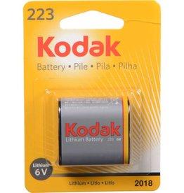 Kodak Varta/Kodak CRP2/223 Battery