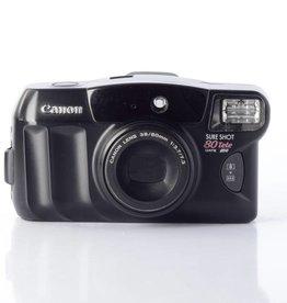 Canon sureshot 80 TeleDate