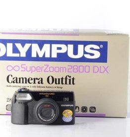 Olympus Olympus SuperZoom 2800 DLX