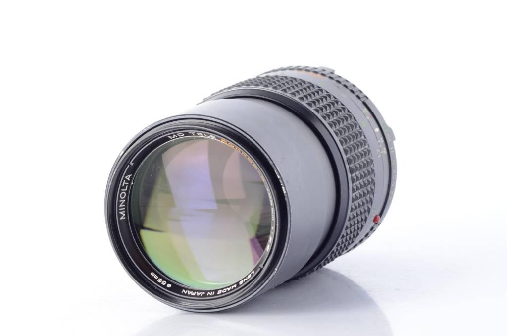Minolta Minolta Rokkor X 135mm f/2.8