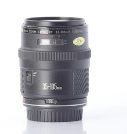 Canon Canon 35-105mm 3.5-4.5 EF Macro Lens - AS-IS