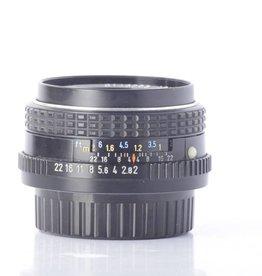 Pentax Pentax 50mm f/2 SMC M Manual Focus Lens *