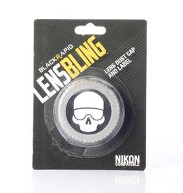 BlackRapid Nikon Skull Goggle Rear LensCap
