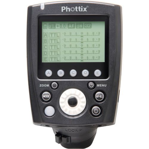 Phottix Phottix Indra500 TTL GameChanger 2-Light Kit for Nikon