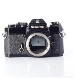Nikon Nikkormat EL 35mm SLR
