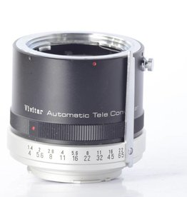 Vivitar Vivitar 3X tele converter for MD mount camera and lens