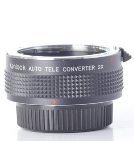 Pentax Mount K 2x Converter | Made in Japan