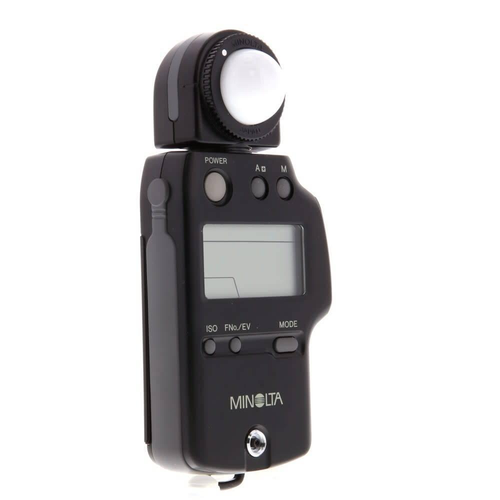 minolta auto meter ivf iv f flash meter lezot camera sales and rh lezotcameras com minolta flash meter vi user manual Minolta Auto Meter IVF