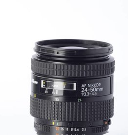 Nikon Nikon AF 24-50mm F3.3-4.5