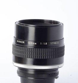 Nikon Nikon 105mm f/1.8 SN: 179828