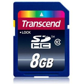 Transcend Transcend 8GB SD Memory Card