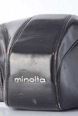 Minolta Minolta Leather Case for SRT series Cameras
