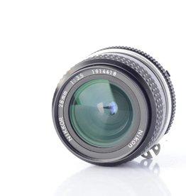 Nikon Nikon 28mm f/3.5 SN: 1914418