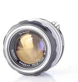 Nikon Nikon 50mm f/1.4 S SN: 1229279