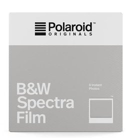 Impossible Project Polaroid Originals B&W Image Spectra Black and White Film