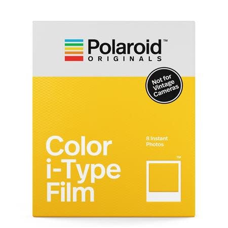 Polaroid Originals Polaroid Originals I-Type Film Color