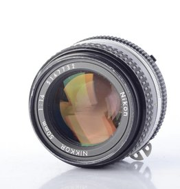Nikon Nikon 50mm f1.4 AI-s