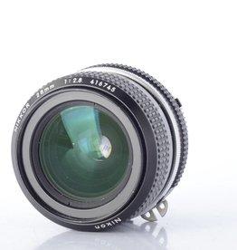 Nikon Nikon 28mm F2.8 SN: 416745