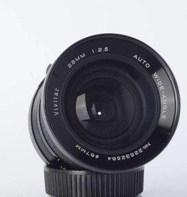 Vivitar Vivitar 28mm F/2.5 Wide Angle