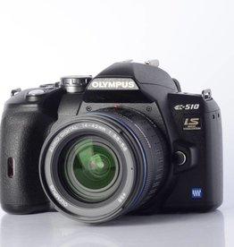 Olympus Olympus E-510 w/ 14-42mm Lens