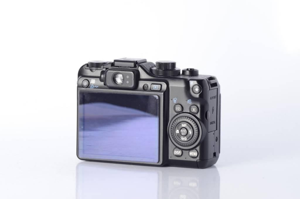 Canon Canon G10 INFRARED SN: 7021007937