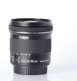 Canon Canon 10-18mm STM SN: 2622011185