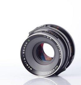 Mamiya Mamiya 127mm f/3.8 C SN: 90371