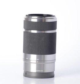 Sony Sony 55-210mm f/4.5-6.3 SN: 2160376