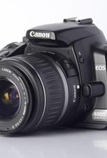 Canon Canon Rebel XTi / 400D W/18-55 SN:1781144783