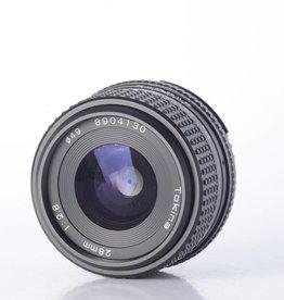 Tokina Tokina 28mm 2.8 SN: 8904130