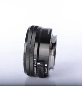 Sony Sony 16-50mm F/3.5-5.6 PZ