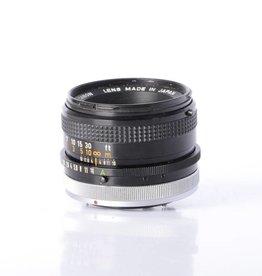 Canon Canon 50mm 1.8 SC SN: 987807