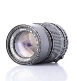 """Canon Canon 135mm F3.5 FD """"EP"""" Verision *"""