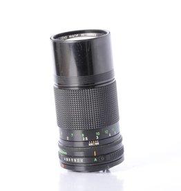 Canon Canon 200mm f4 FD SN:50491 *