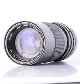 Canon Canon 100-200mm f/5.6 SN:178907 *