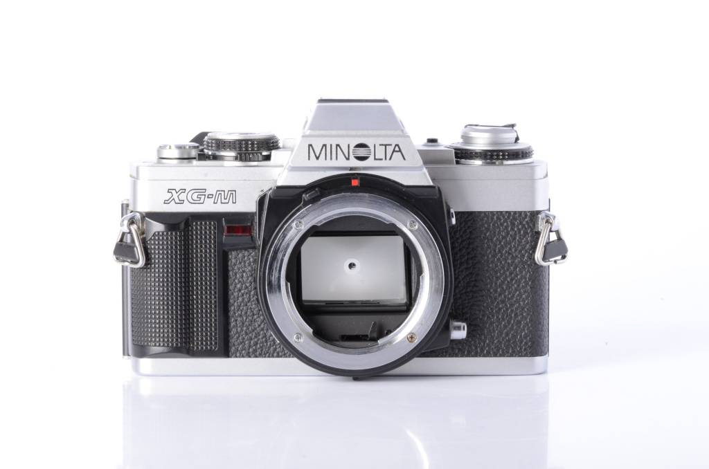 Minolta Minolta XG-M SN:1035493