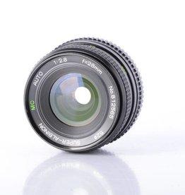 Super-Albinon 28mm f/2.8 812565 *