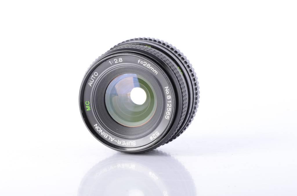 Super-Albinon 28mm f/2.8 812565