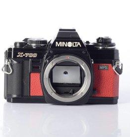 Minolta X-700 MJ Thriller - SN: 2037923
