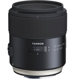 Tamron Tamron SP 45mm F/1.8 Di VC USD Lens for Canon Full Frame Digital SLR Cameras