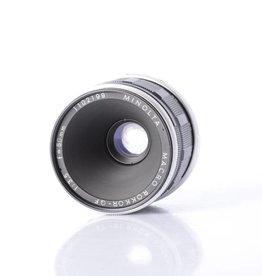 Minolta MInolta 50mm 3.5 SN: 1102199 *