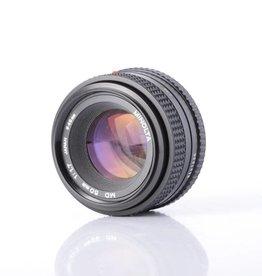 Minolta Minolta 50mm f/1.7 SN: 8461630 *